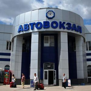 Автовокзалы Казани