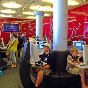 Интернет-кафе Казани