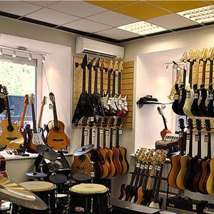 Музыкальные магазины Казани