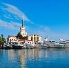Речные и морские вокзалы в Казани