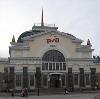 Железнодорожные вокзалы в Казани