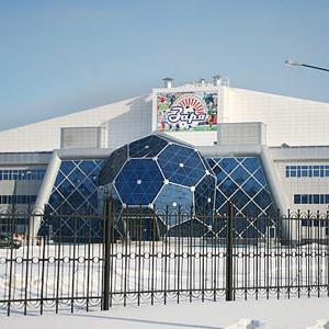 Спортивные комплексы Казани