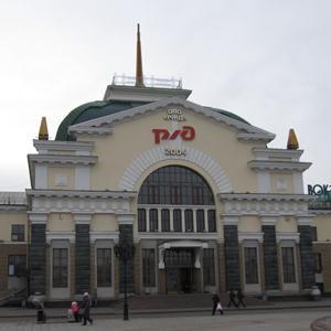 Железнодорожные вокзалы Казани